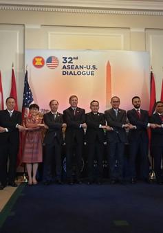 Đối thoại ASEAN - Hoa Kỳ lần thứ 32