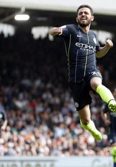 HIGHLIGHTS: Fulham 0-2 Man City (Vòng 32 Ngoại hạng Anh)