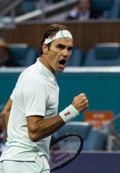 Federer là nhân vật có tầm ảnh hưởng nhất quần vợt thế giới