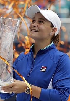 Ashleigh Barty vô địch đơn nữ Miami mở rộng 2019