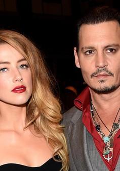 Johnny Depp kiện Amber Heard 50 triệu USD vì tội phỉ báng danh dự