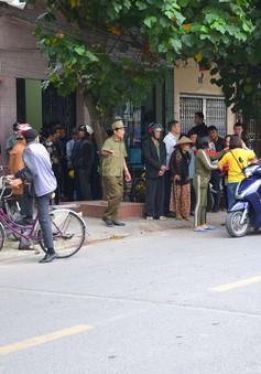 Án mạng nghiêm trọng ở Nam Định: Hai người chết, hai người bị thương