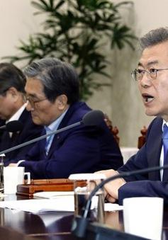 Hàn Quốc họp Hội đồng An ninh quốc gia