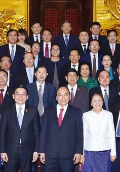 """Thủ tướng Nguyễn Xuân Phúc: """"Việt Nam sẽ luôn hỗ trợ nhân dân Lào"""""""