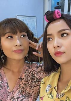 Hết dám đội tóc giả nếu không muốn làm trò cười cho lũ bạn giống Phương Linh trong Tám công sở