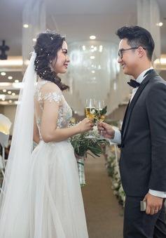 MC Chuyển động 24h Sơn Lâm nhắn nhủ vợ đầy xúc động trong ngày cưới