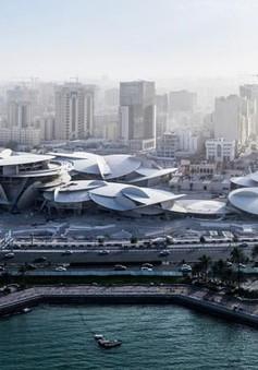 Bảo tàng quốc gia Qatar chính thức mở cửa sau 10 năm
