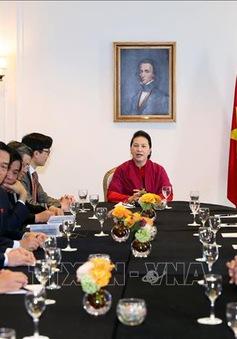 Trân trọng đóng góp của trí thức người Việt tại nước ngoài