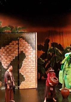 Đoàn kịch nói Việt Nam biểu diễn tại Hàn Quốc