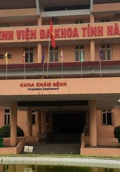 Tạm giam 5 bác sĩ, nhân viên y tế của Bệnh viện đa khoa tỉnh Hà Nam