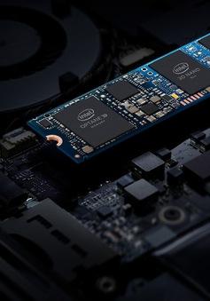Công nghệ Intel Optane và Intel QLC NAND cùng hội tụ trên một ổ lưu trữ
