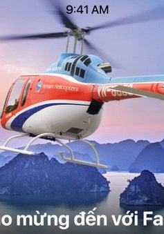 Sau xe máy, ô tô, FastGo Việt Nam tiến tới ra mắt dịch vụ gọi trực thăng