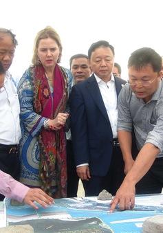Đề xuất xây đảo nhân tạo chống sạt lở bờ biển Hội An