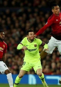 """Sao Man Utd tiết lộ sốc về phản ứng của Messi sau khi bị """"gạt tay trúng mũi"""""""
