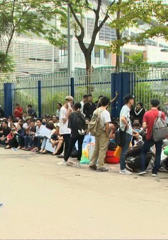 Trục lợi kiếm tiền xin visa Hàn Quốc
