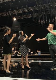 Sao mai 2019: Các thí sinh tập luyện hăng say chuẩn bị cho đêm thi cuối cùng
