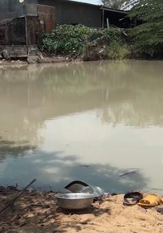 Báo động tai nạn đuối nước ở trẻ