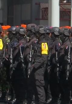 Indonesia tăng cường an ninh trước bầu cử