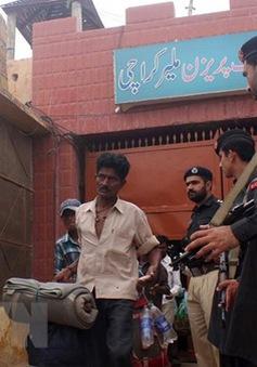 Pakistan trao trả ngư dân Ấn Độ