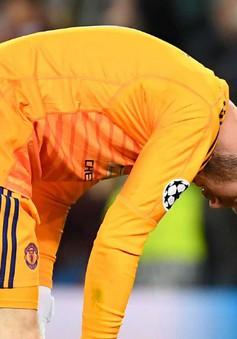 Phong độ tụt dốc không phanh, De Gea được Man Utd tuyển thầy riêng kèm cặp