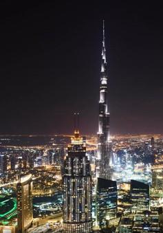 Giá nhà tại Dubai giảm nhẹ