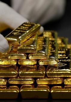 Giá vàng thế giới giảm xuống mức thấp nhất kể từ đầu năm