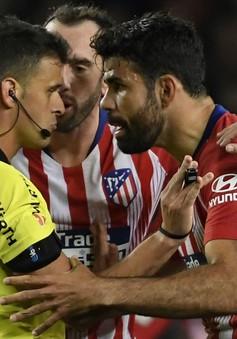 Diego Costa tái diễn thói vô kỷ luật tại Atletico Madrid