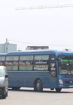 Hơn 100 xe khách bị từ chối phục vụ tại các bến xe Hà Nội