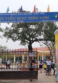 Bắc Giang: Điều chuyển thầy giáo bị tố sàm sỡ học sinh nữ xuống làm nhân viên hành chính