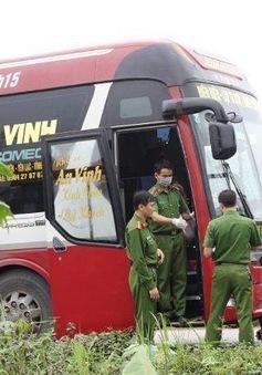 Kiểm tra doanh nghiệp có ô tô gây tai nạn ở Vĩnh Phúc