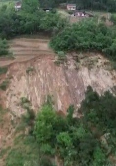 Lở đất tại Tây Nam Trung Quốc, 4 người thiệt mạng