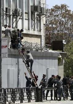Tấn công nhằm vào Bộ Thông tin Afghanistan