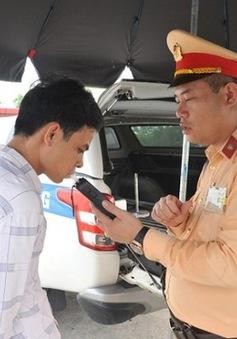 Tổng kiểm tra xử lý vi phạm trên các tuyến cao tốc trong dịp nghỉ lễ 30/4