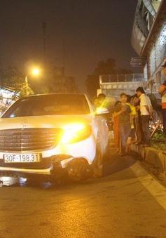 Hà Nội: Hàng chục vụ tai nạn xảy ra trong đêm 22/4