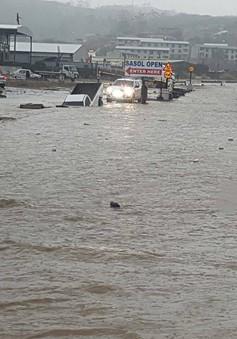 33 người thiệt mạng do lũ lụt ở Nam Phi
