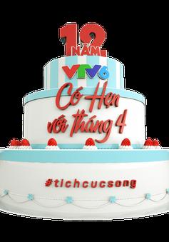 Chương trình đặc biệt chào mừng VTV6 tròn 12 tuổi