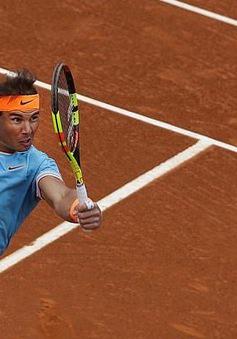 Vượt qua Ferrer, Nadal giành quyền vào tứ kết Barcelona mở rộng 2019