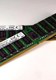 Giá bán DRAM máy tính giảm hơn 35%
