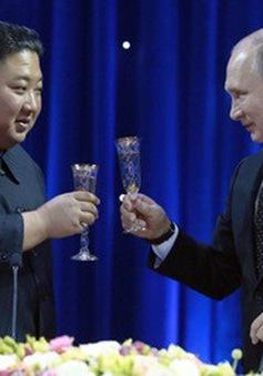 Ông Kim Jong-un mời Tổng thống Putin thăm Triều Tiên