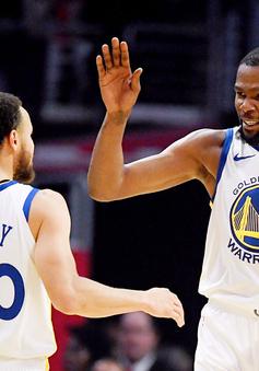 NBA Playoffs 2019 - ngày 27/4: Khi Kevin Durant nổi giận…