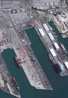 Nga thuê cảng Tartus của Syria