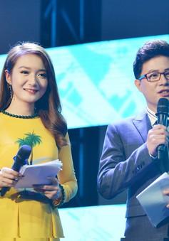 MC Trịnh Vân Anh khoe nét đẹp dịu dàng