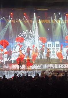 Ấn tượng Carnaval Hạ Long 2019