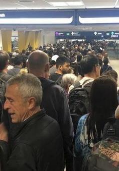 Hàng không Australia tê liệt do trục trặc hệ thống công nghệ thông tin