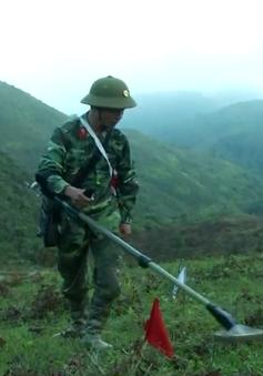 Việt Nam cần hơn 100 năm để làm sạch bom mìn