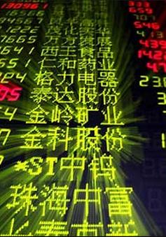 Chứng khoán Trung Quốc tăng điểm