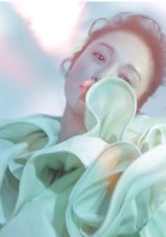 Châu Tấn xinh như mộng trên Elle tháng 5