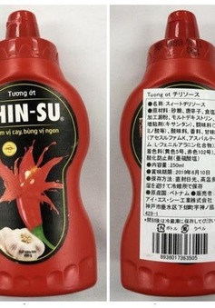 Cục An toàn thực phẩm lý giải vì sao chất axit benzoic được dùng trong sản xuất tương ớt ở Việt Nam?