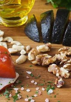 Giảm hen suyễn ở trẻ nhờ axit béo omega-3