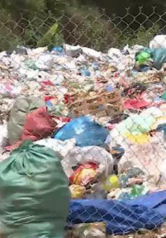 Bất cập trong xử lý rác thải nông thôn